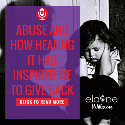 Abuse and How Healing It Has Inspired Me to Give Back