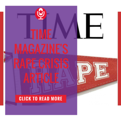 TIME Magazine's Rape Crisis Article