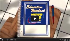 College Speaker Elaine Williams - Channel 12 News Interview