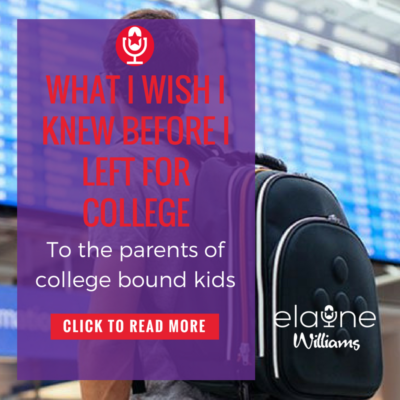 To The Parents of College-Bound Kids