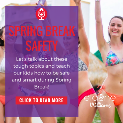 Tips for a Safe Spring Break