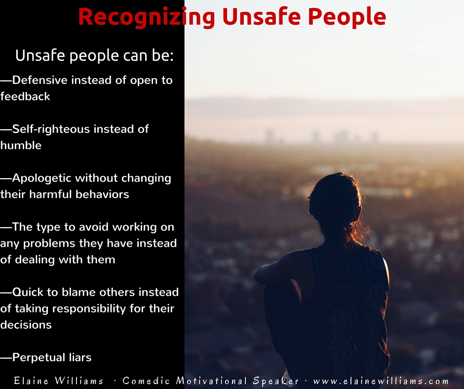 Unsafe People