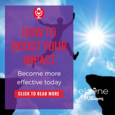 Check out the #1 secret to boosting the impact you want to make with your work